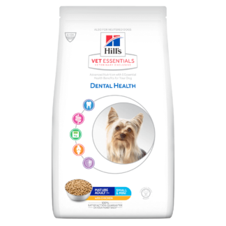 Dental Health mature adult mini chicken