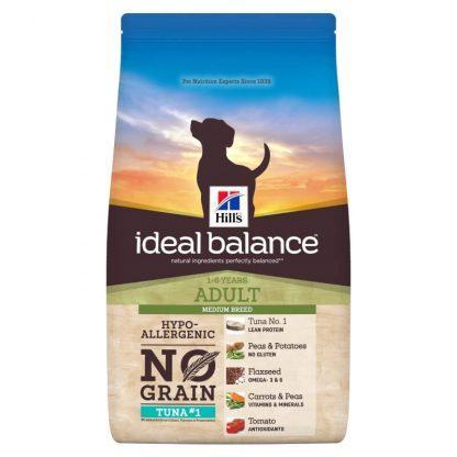 Ideal Balance Adult No Grain Tuna