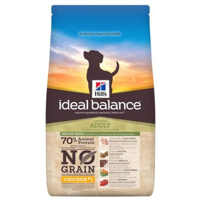 Ideal Balance Adult No grain chicken