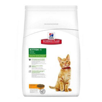 Kitten healthy development chicken (1)