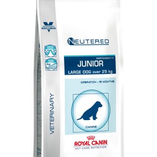 Junior Large Dog - Digest & Weight - Neutered