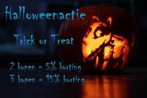 Halloweenactie