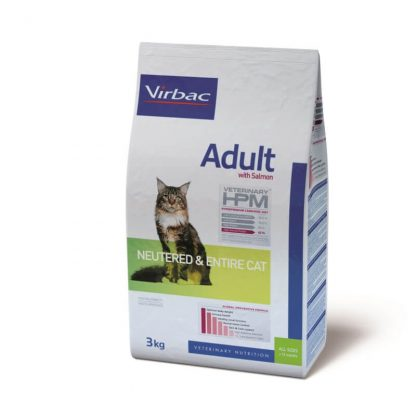 Virbac Adult Neutered & entire (salmon)