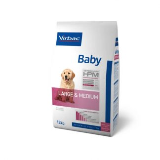 Virbac Baby large medium
