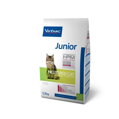 Virbac Junior Neutered
