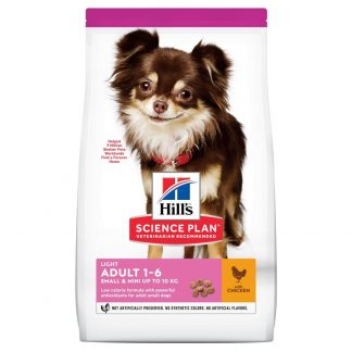 Hill's Adult Small & Mini Light Chicken