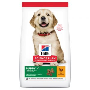 Hill's Puppy Large Breed Chicken