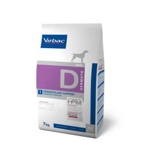 Virbac D1 - Dog Dermatology Support