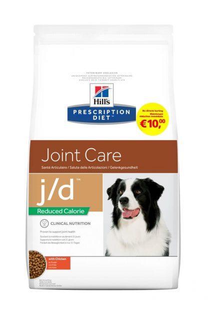 j/d reduced calorie stickerzak