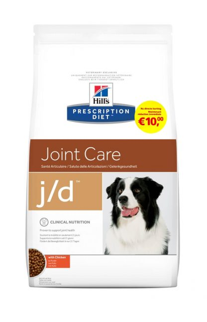 j/d canine stickerzak