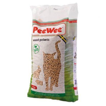 PeeWee houtkorrel 9 kg