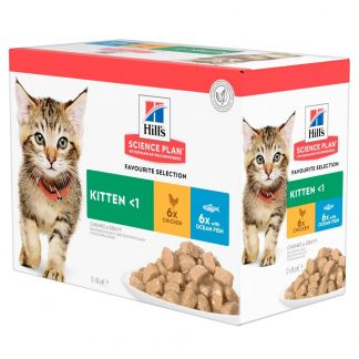 Kitten classic selection multipack switch