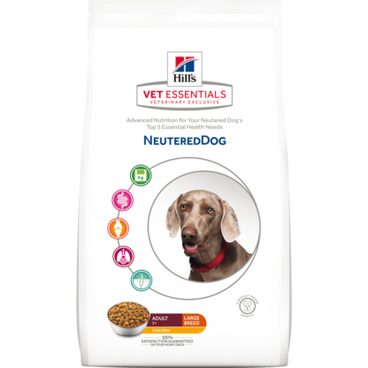 VetEssentials Neutered large breed chicken