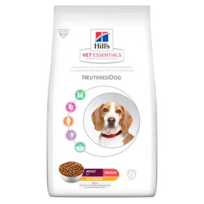 VetEssentials Neutered medium breed chicken
