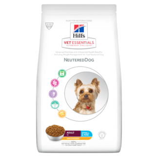 VetEssentials neutered small breed chicken